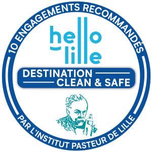 Destination Clean & Safe - Pasteur Lille