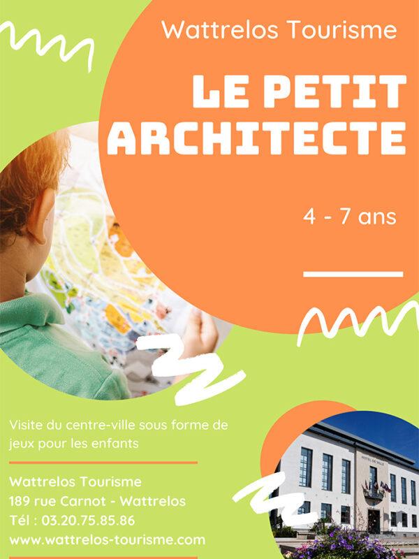 Le petit Architecte – 4 à 7 ans