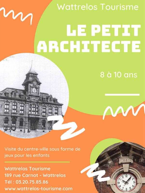 Le petit Architecte – 8 à 10 ans